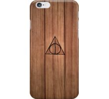 Deathly Hallows iPhone Case iPhone Case/Skin