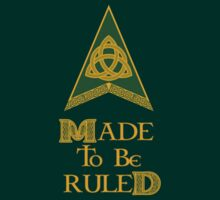 Made to be Ruled by lordcamelot
