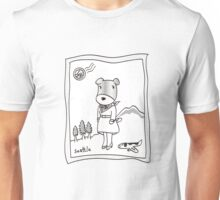 Lolo in Seattle(in her dream) Lolo the dog Unisex T-Shirt