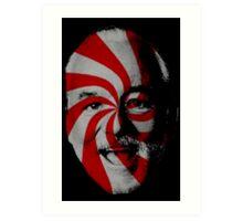 Peppermint Murray Art Print