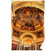 Vatican Ceiling Poster
