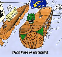 eur / jpy tradewinds of yesterday cartoon by Binary-Options