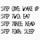 Readers Life Steps by NathanLukeW