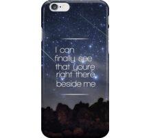 Meteor Shower iPhone Case/Skin