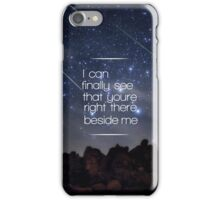 Meteor Shower iPhone Case/Skin
