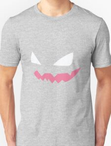 Haunter Pokemon Face T-Shirt