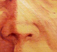 Self Portrait 2010 Sticker