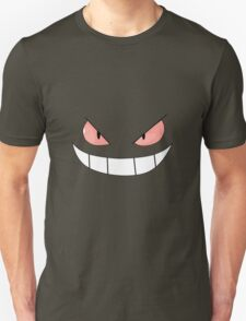 Gengar Pokemon Face T-Shirt