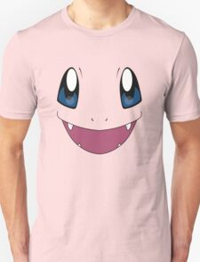 Charmander Pokemon Face T-Shirt