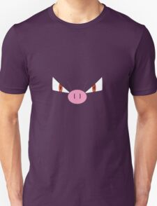 Mankey Pokemon Face Unisex T-Shirt
