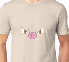 Mankey Pokemon Face Unisex T-Shirt