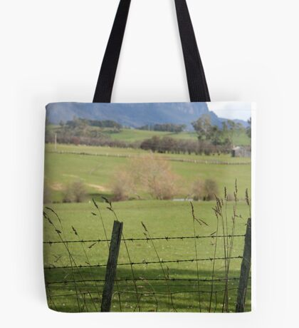 Mt Roland- Sheffield Tasmania Tote Bag