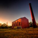 Old Mill at Sunset by Andrew (ark photograhy art)