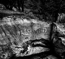 Come Rest A While by Simon Pattinson