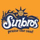 Sunbros: Praise The Sun! by Dan Camilleri