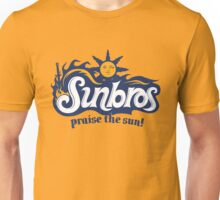 Sunbros: Praise The Sun! Unisex T-Shirt