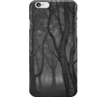 Moonlit copse iPhone Case/Skin