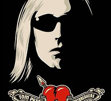 Tom Petty and the Heartbreakers by pauluz