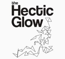 The Hectic Glow - John Green T-Shirt [B&W] by Jessica Morgan