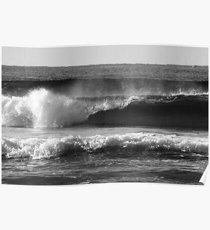Sharpes Beach Ballina NSW Poster