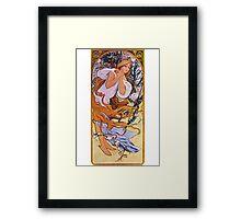 Four Seasons - Spring  Framed Print
