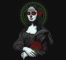 Muerte de mona lisa Unisex T-Shirt