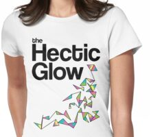 The Hectic Glow - John Green T-Shirt [Colour] Womens Fitted T-Shirt
