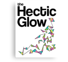 The Hectic Glow - John Green T-Shirt [Colour] Canvas Print