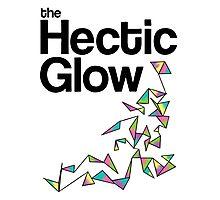 The Hectic Glow - John Green T-Shirt [Colour] Photographic Print