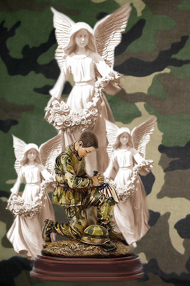 ✌☮  BLESS OUR SOLDIER'S PRESENCE OF ANGELS✌☮  by ✿✿ Bonita ✿✿ ђєℓℓσ
