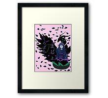 Kurobara no Majo Izayoi Aki Framed Print
