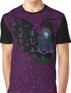 Kurobara no Majo Izayoi Aki Graphic T-Shirt