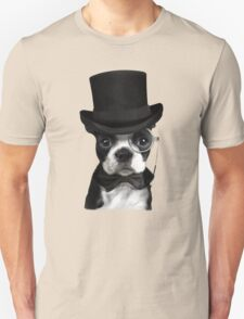 Like A Sir - Puppy Unisex T-Shirt