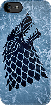 House Stark iPhone by chester92