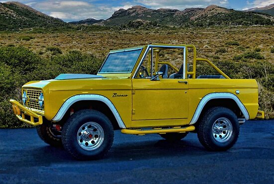 1970 Ford Bronco by TeeMack