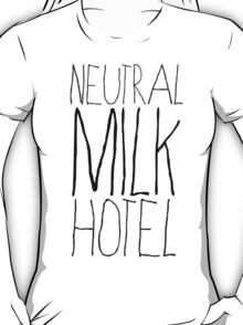 Neutral Milk Hotel [B] T-Shirt