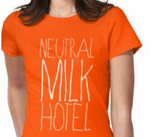 Neutral Milk Hotel [W] Womens Fitted T-Shirt