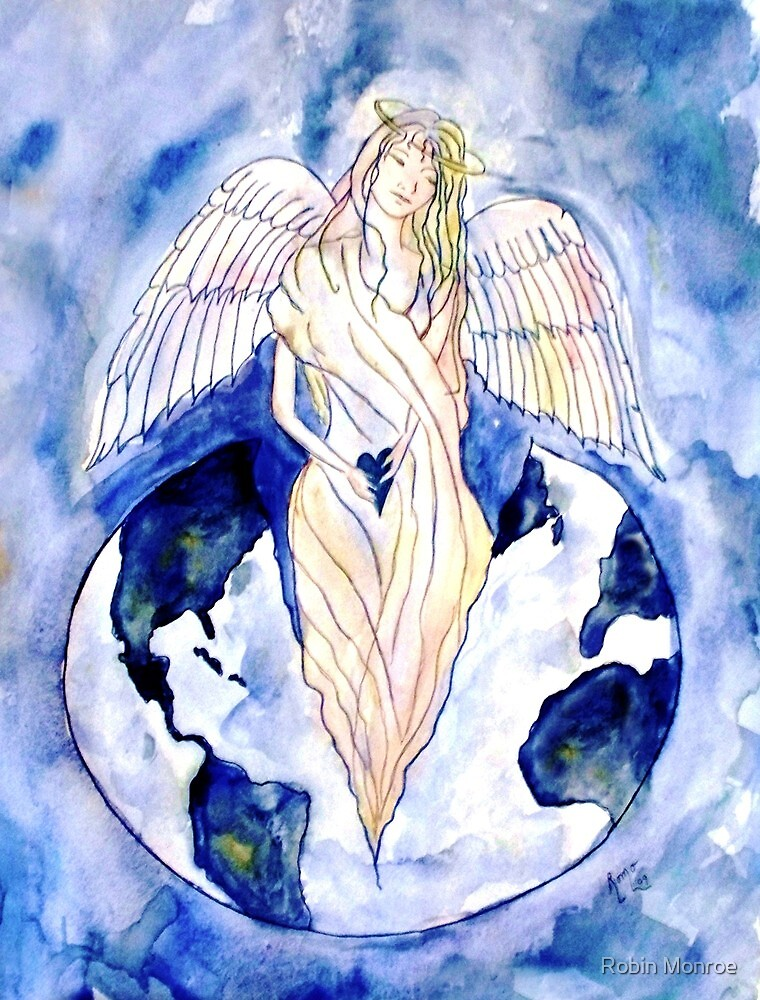 Hope...For a Broken World by Robin Monroe