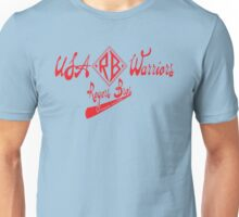 usa warriors logo by rogers bros T-Shirt