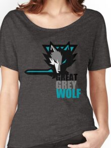 The Great Grey Wolf Women's Relaxed Fit T-Shirt