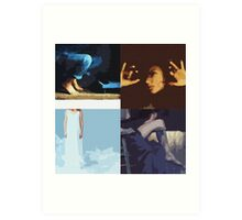 Tori Amos Pop Art Art Print