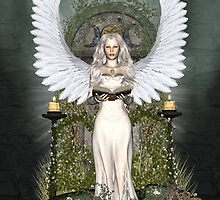 Guardian Angel by magicalartz