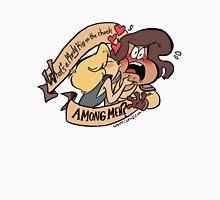 WU - Manly men kiss  Unisex T-Shirt