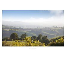 Broadway, Worcestershire Photographic Print