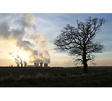 The Power of Nature Photographic Print