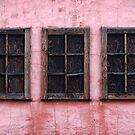 Three Windows by David Kocherhans