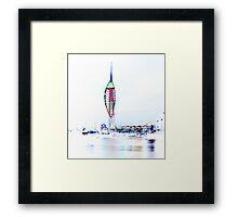 Spinnaker Tower Portsmouth Framed Print