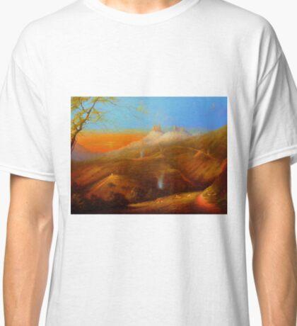 Mi Pueblo Blanco Olvera Classic T-Shirt