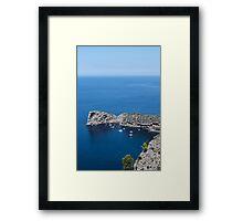 Majorca Framed Print