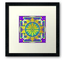 Mandala KAREN Framed Print